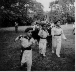 1955 NY children entrance