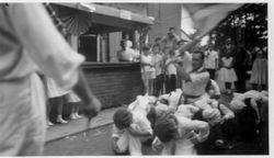 1955 NY ikurina dance