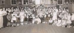 1956 picnic group