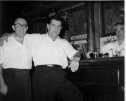 1962 NY O�atibia at bar