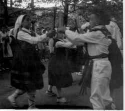 1962 NY picnic dancers