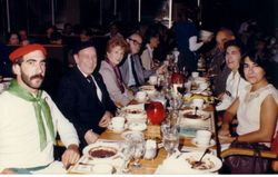 1982 NY Basque dinner Aguirres