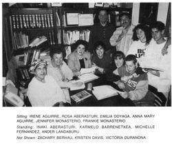 1995 NY euskera class