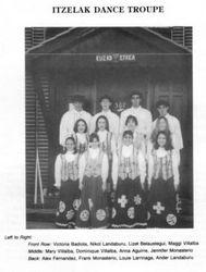 1998 NY Itzelak Dancers