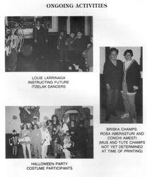 1998 NY activities