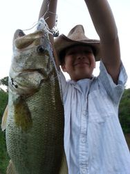 2lb catch on spinner 8/13/14