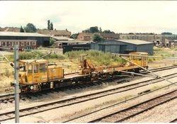 Lichfield City Sidings,1994