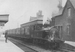 Brownhills 1909