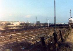 Norton Junction sidings