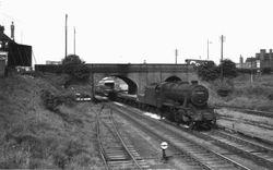 Class 8F, 48514 passes Brownhills