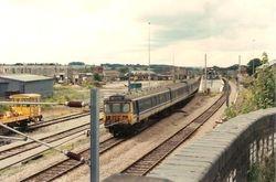 EMU aproches platform 2, 1994