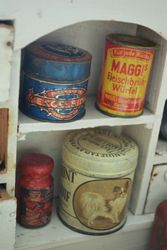 Treasured tins