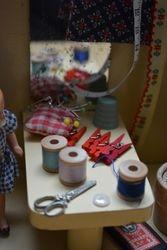 Dressmaker's equipment