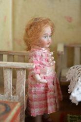 Little German all-bisque doll