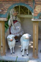 Old German sheep