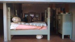 Second attic bedroom