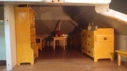 Third attic bedroom