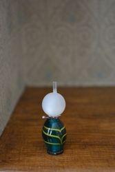 Parlour lamp