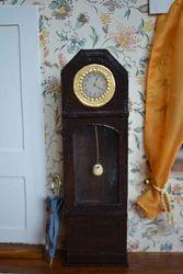 Card clock