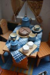 Erzgebirge tea set