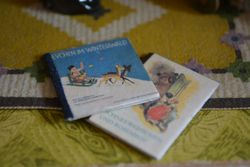German picture books from the 1930s and 1950s