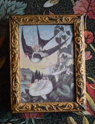 Old picture frame...