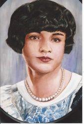 Marjorie Randall: Graduation 1929