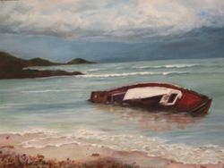 Boat Wreck Hawaii