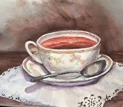Tea with Gramma