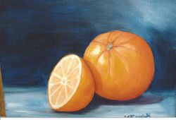 Oranges for Liz