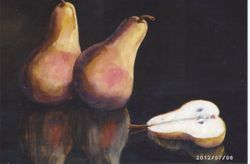 Pears for Diana
