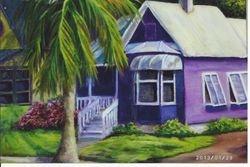 Purple House of Punta Gorda