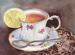 Tea with Lemon Please