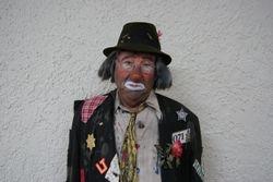 """Kerbela Klown """"Sammy"""" Sherman Morton"""
