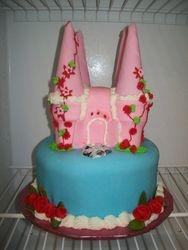 Lilyans Princess cake