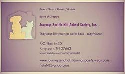 An original business card