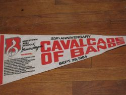 1984 Boyertown Cavalcade of Bands