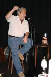 At the Ballard Writers Jam 2012
