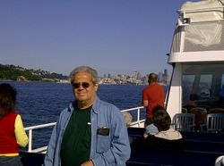 Cruising the Ballard Locks