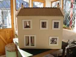 Freebie house back