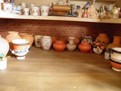 more plant pots