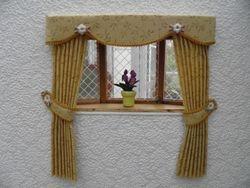 Bedroom front window.