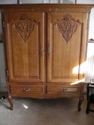 Dolls house cabinet