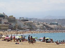 Las Palmas Playa de Las Canteras