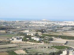 Medina...pogled iz starog grada