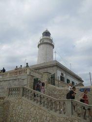 Cap de Formentor -svetionik