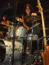 Vera Figueiredo and her Saturn kit