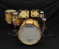 Mapex Orion (in mapa burl finish)