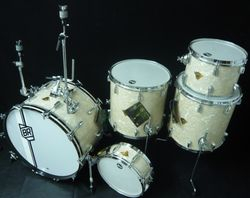 DW Buddy Rich kit