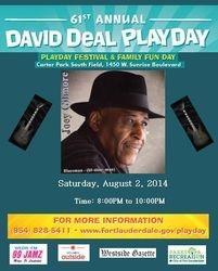 David Deal PlayDay 2014